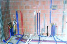 Sanitair vermote installatie